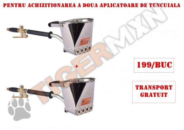 oferta aplicator de tencuiala