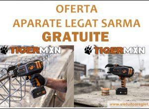 OFERTE APARATE LEGAT SARMA